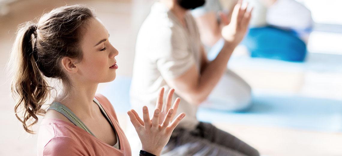 Kriya Yoga Kurse