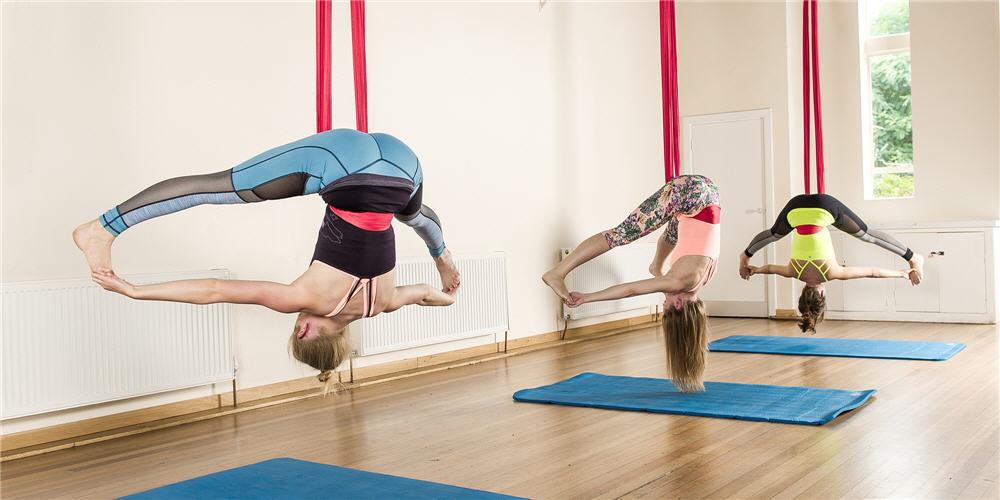 Aerial Yoga Kurse
